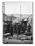 Civil War: Headquarters Spiral Notebook