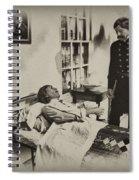Civil War Hospital Spiral Notebook