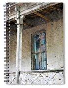 Civil War Hospital Memphis Spiral Notebook
