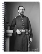 Civil War Major, C1865 Spiral Notebook