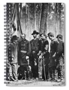 Civil War: Mathew Brady Spiral Notebook