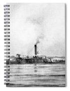 Civil War: Mobile Bay, 1864 Spiral Notebook