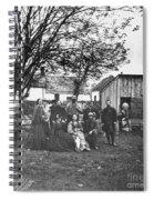 Civil War: Nurses & Officers Spiral Notebook