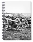 Civil War: Parrott Guns Spiral Notebook