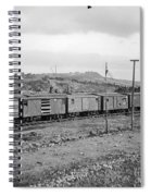 Civil War: Railroad, 1864 Spiral Notebook