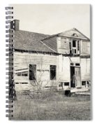 Civil War: Shirley House Spiral Notebook