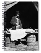 Civil War: Surgeon Spiral Notebook