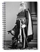 Civil War: Union General Spiral Notebook