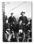 Civil War: Veterans Spiral Notebook