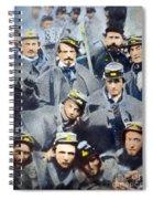 Civil War: Volunteers, 1861 Spiral Notebook