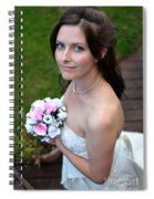 Claire1 Spiral Notebook