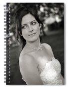 Claire4 Spiral Notebook