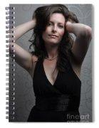 Claire7 Spiral Notebook