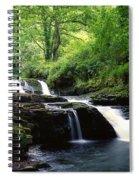 Clare Glens, Co Limerick, Ireland Irish Spiral Notebook