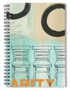 Clarity Spiral Notebook