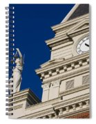 Clarksville Historic Courthouse Spiral Notebook