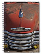 Classic 50s Chevy Spiral Notebook