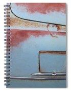 Classic Car Rust 6 Spiral Notebook