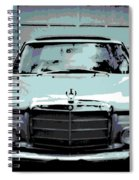 Classic Coupe Spiral Notebook