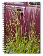 Classic Red Spiral Notebook
