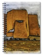 Classic View Aquarell Spiral Notebook