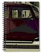 Classical French Spiral Notebook