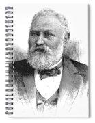 Claus Spreckels (1828-1908) Spiral Notebook
