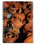 Clay Factory In Argentina Spiral Notebook