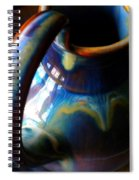 Clay Pitcher Spiral Notebook