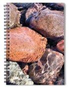 Clean Spiral Notebook