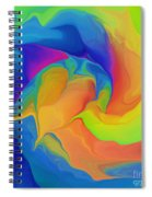 Cleansing The Heart Spiral Notebook