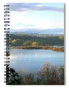 Clear Lake California 2 Spiral Notebook