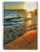 Clear Waters Spiral Notebook