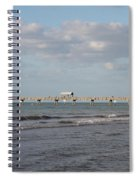 Clearwater Pier 69 Spiral Notebook