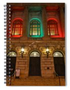 Cleveland Courthouse Spiral Notebook