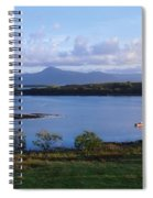 Clew Bay, Co Mayo, Ireland Spiral Notebook