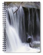 Cliff Falls Spiral Notebook