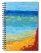 Cliff Hangar Spiral Notebook