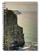 Cliff Of Moher 20 Spiral Notebook