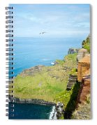 Cliff Of Moher 22 Spiral Notebook