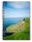 Cliff Of Moher 26 Spiral Notebook