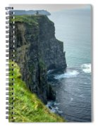 Cliff Of Moher 29 Spiral Notebook
