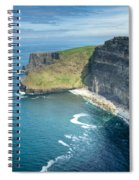 Cliff Of Moher 32 Spiral Notebook
