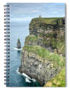 Cliff Of Moher 35 Spiral Notebook