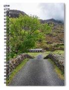Climbers Lodge Spiral Notebook