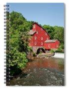 Clinton Mill IIi Spiral Notebook