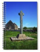 Cloncra Church, Inishowen Peninsula Spiral Notebook