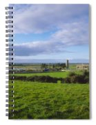 Clonmacnoise, Co Offaly, Ireland Spiral Notebook