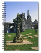 Clonmacnoise, Co Offaly, Ireland, West Spiral Notebook