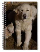 Close Personal Protection Spiral Notebook